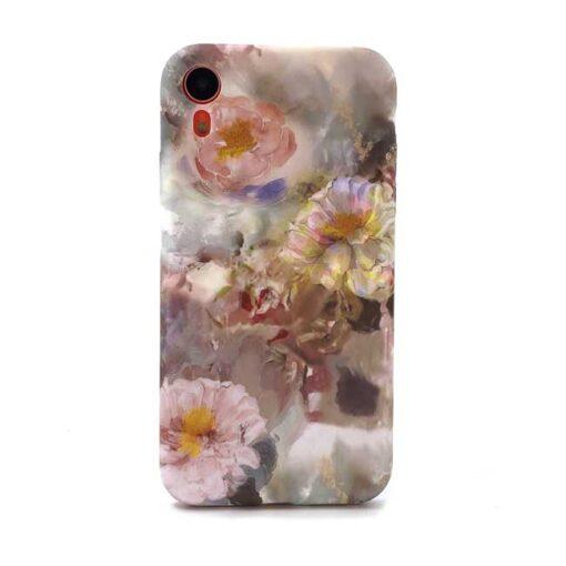 iphone pastel flowers za XR