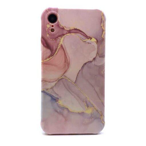 iphone purple blue marble za XR