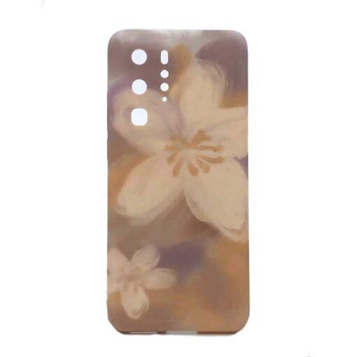 ovitek pastel blossom za huawei p40 pro 1