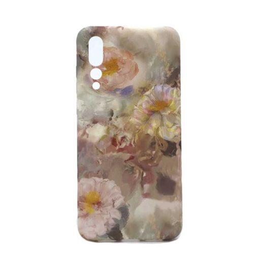 ovitek pastel flowers za huawei p20 pro 1