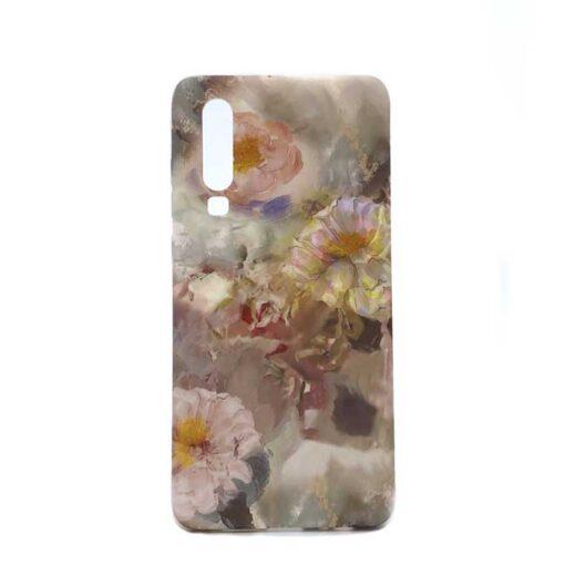 ovitek pastel flowers za huawei p30 1