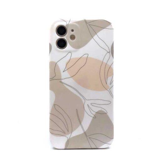 ovitek soft shell pastel art za iphone 12pro