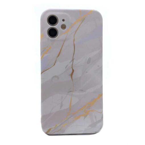 ovitek white marble za iphone 12 1