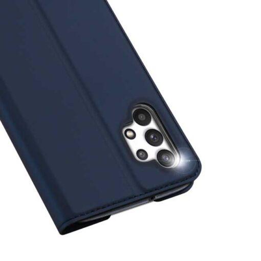 preklopni etui DUX DUCIS Skin Pro Bookcase type case for Samsung Galaxy A32 4G blue modra 4