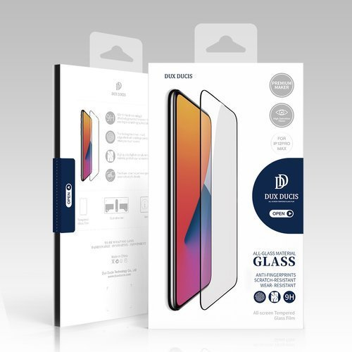 zascitno steklo 10D full screen tempered glass za iPhone 12 Pro iPhone 12 s crno obrobo