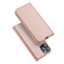 preklopni etui Dux Ducis Skin Pro za iPhone 13 Pro 13 pro max roza